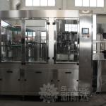 Automatic pet bottled coffee filling machine-