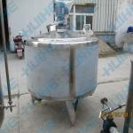 steam heating reation tank-