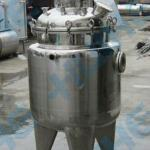 high pressure fermentation vessel-