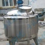 Chemical reactor with mixer-