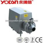 stainless steel sanitary cip centrifugal pump-