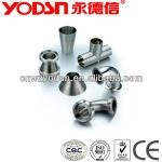 stainless steel agriculture pipe fittings-