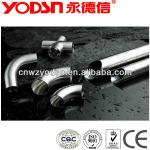 Sanitary stainless steel din standard stainless steel elbow-