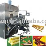 KQ/EG-180 Fully Automatically Double-way& Double-color Multi-function Egg Roll Machine-