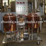 Moveable Mashing Unit of Beer Equipment-