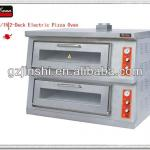 2012 year New 2-Deck Electric pizza oven-