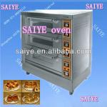 durable SYQ-36 bread baking machine with three levels-