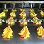 newly-desinged double color cookies production line