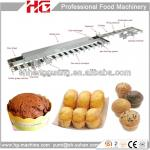 Popular CE Certificate Full Automatic Cup Cake Production line-