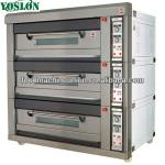 electric deck oven-