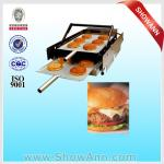 Hot sale Hamburger Bread Baking Machine-