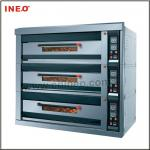 Microcomputer Controller Bakey Gas Deck Oven Machine-