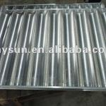 baking tray for loaf bread used in bakery oven/french baguette tray-