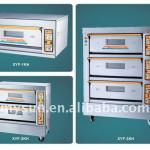 CE approval Gas/electirc heated bread Deck Oven-