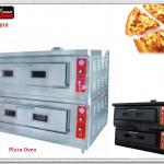2012 year New 2-Deck gas pizza oven-