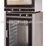 DH4A-B+ XF08 convction oven with proofer kitchen equipment-