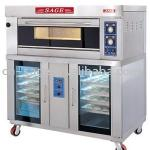 FD12W-SMR+XF12 with proofer toaster oven electircal machine-