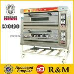 Industrial Kitchen Equipment Gas Oven Double Layers Kitchen Design-