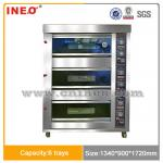 Ovens And Bakery Equipment(INEO are professional on commercial kitchen project)-