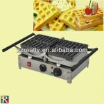 2013 rotatable most popular high quality OEM with CE approved waffle iron price-