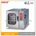 Turbo Electric Baking Oven With Steamer(INEO are professional on commercial kitchen project)-
