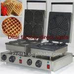 Double waffle maker machine DT-EB-85(factory)-