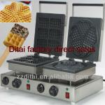 Best selling double waffle maker(factory)-