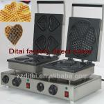 Heart shape waffle maker machine(factory)-