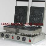 High quality heart waffle maker machine(factory)-