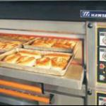 Deck Oven stainless steel body electric/gas-