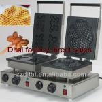 Double shapes waffle makerDT-EB-15(factory)-