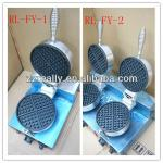 1 plate and 2plates waffle machine with CE-