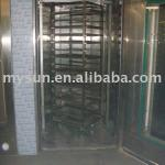10 levels for loaf bread Rotary Rack Oven baking machinery-