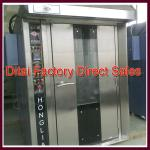 Electric/Gas/Fuel Heated Rotary Rack Oven-