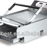 hamburger press machine electric-