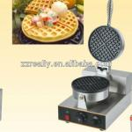 single plate and two plates waffle maker with CE-