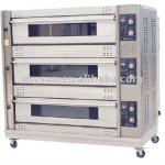 Multifunction Electric/Gas Deck Oven with Steam-