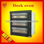 restaurant equipment gas and electric deck oven-
