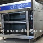 Gas baking deck oven/ Bread electric ovens-