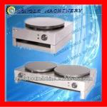 high efficiency gas Crepe maker 0086-13283896295-