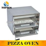 Coffee shop pizza deck oven/fast food machinery