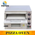 Good electric Italy pizza oven machine-