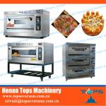 Newest design tunnel pizza oven-