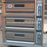 MS6A Deck Oven-