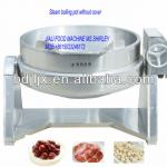 Tilting industrial egg cooker machine-