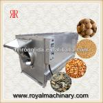 Energy saving nuts roasting machine with electric heating-