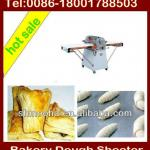 dough sheeter bakery machine-