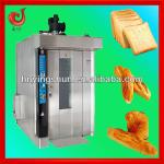 2013 new rotary combi oven gas tray