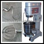 industrial bakery mixer/mixing egg or other food in bakery-