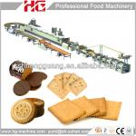 HG100-1200 Automatic Biscuit Making Machine Production Line-